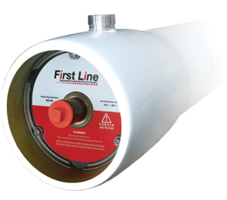 reverse osmosis pressure vessel